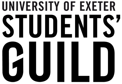 Exeter Uni Guild Logo Black
