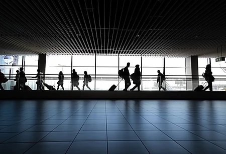 data protection in airports